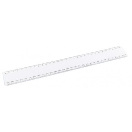 30cm Frosted Ruler