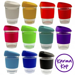 Glass Karma Kup