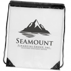 Clarity Drawstring Backpack
