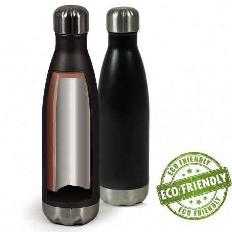 1000ml Copper Plated Vacuum Bottle