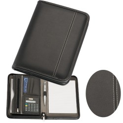 A5 Zippered Compendium - 9022