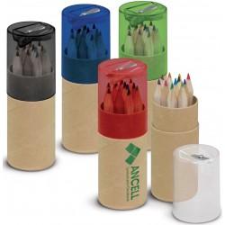 Coloured Pencil Tube