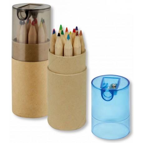 Spectrum 12PC Colour Pencil Tube
