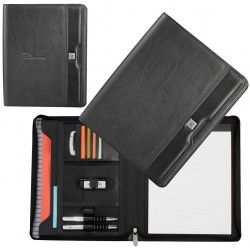 Cutter & Buck A4 Zippered Compendium - 1008