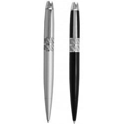 Carbon Fibre Metal Twist Action Ball Pen
