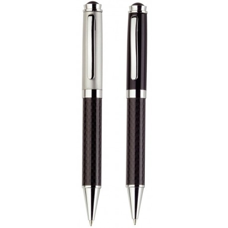Carbon Fibre Ballpoint Pen