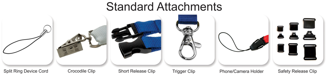 Lanyard Attachments