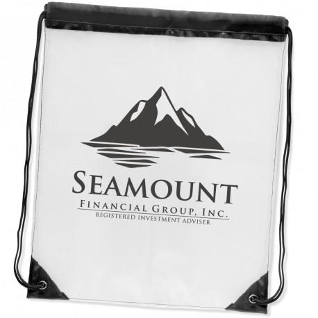 Clarity Drawstring Backpack