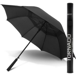 "Swiss Peak Tornado 23"" Umbrella"