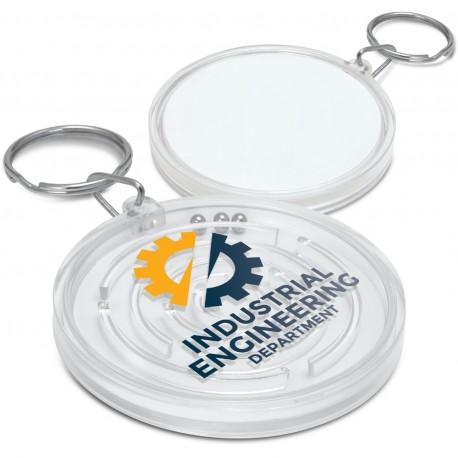 Puzzle Key Ring