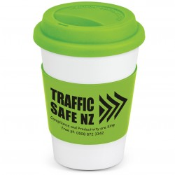 Aztec Ceramic Coffee Cup