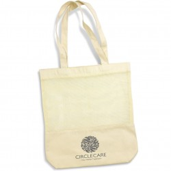 Laurel Cotton Tote Bag