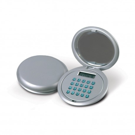 Calculator with Mirror