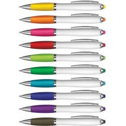 Vistro Stylus Pen - White Barrels