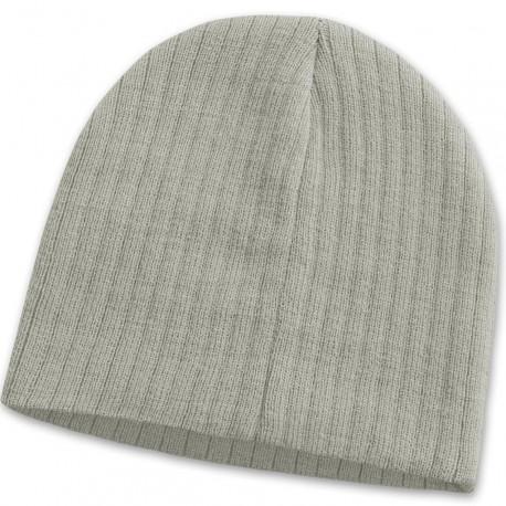 Nebraska Cable Knit Beanie