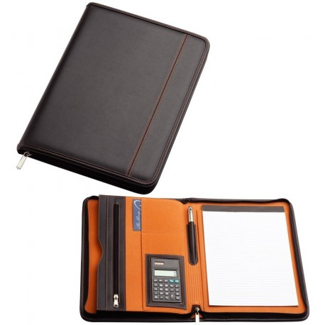 Zippered A4 Compendium - 9175